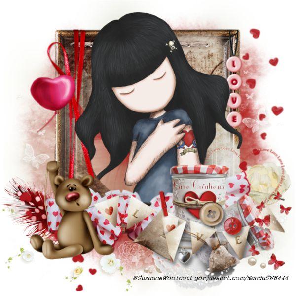 love of my heart