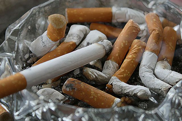 Concrete Ways to Alienate Cigarettes from Students