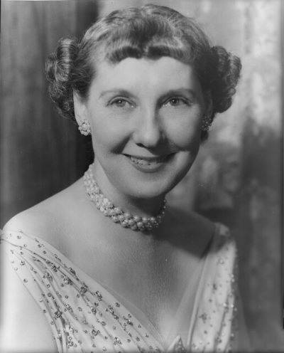 Mamie Eisenhower  1897-1979 - she married Ike at the age of 19.  She suffered from 'Meniere's disease (inner ear disorder) which made her uneasy on her feet.  She was a penny-pincher who clipped coupons! And she was unforgiving when she disliked someone, (she dislaked the incoming Kennedys)