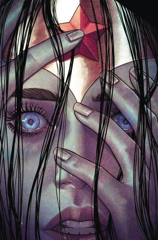 Wonder Woman by Jenny Frison.