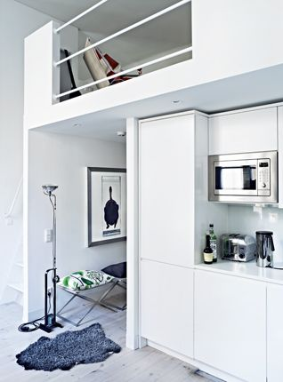 compact living - the more I think about it the more it appeals, perfect for your college kid, who wants a spot for him/herself (in the back yard off course)