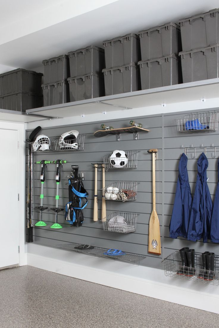 attic organisation ideas - Best 25 Garage walls ideas on Pinterest