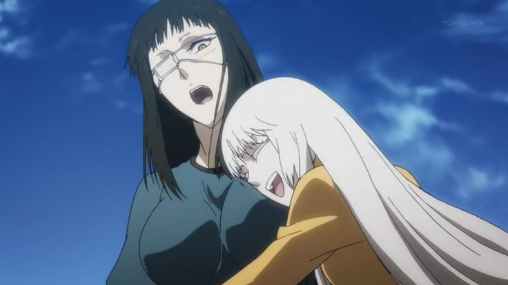 101 best images about Jormungand on Pinterest | White hair ...