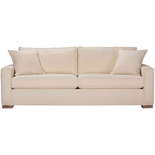 ethan allen hudson sofa ron liked on polyvore featuring home furniture