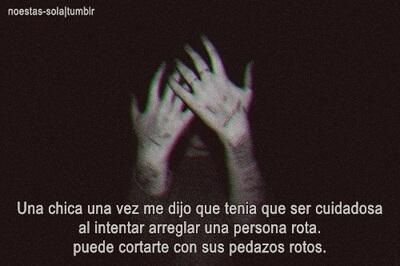 suicidio y una sonrisa falsa :)