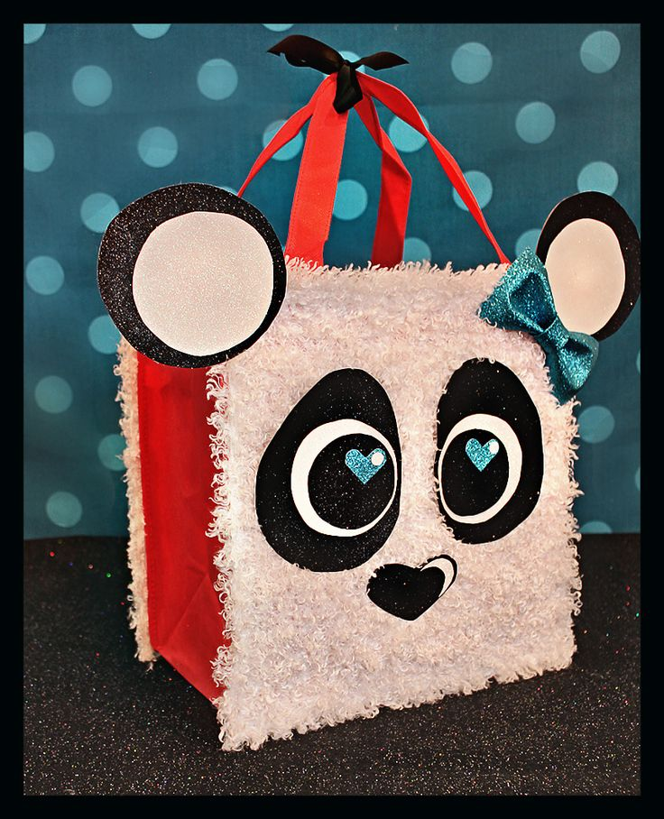 SnowyBliss: Search results for Panda bag