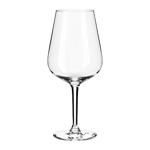 Hederlig - ikea- $1.99 /glass Love the large body and tall glasses -GREAT price!