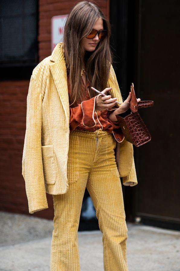 a10b863f9d60 Street style à la Fashion Week printemps-été 2019 de New York ss19 81  #streetclothing