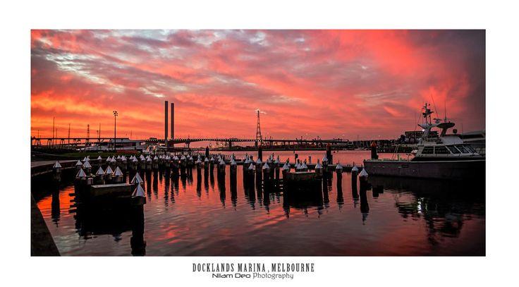 Docklands Marina, Melbourne