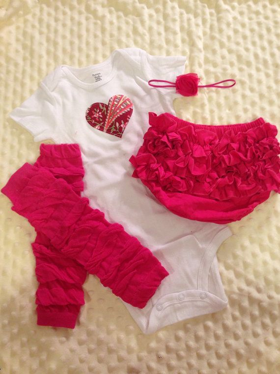 how to make a cute valentines day outfit for kids