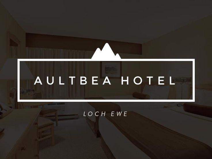 Aultbea Hotel #Logo