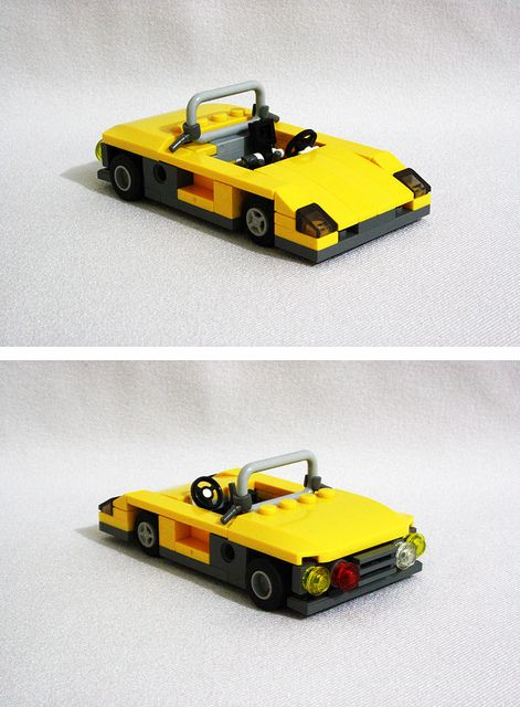 Renault Sport Spider /by A ( E #flickr #LEGO #car