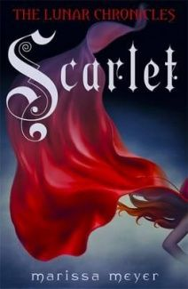 AMAZING - Loved, loved, loved it! You have to read this book!! The Lunar Chronicles: Scarlet By Marissa Meyer