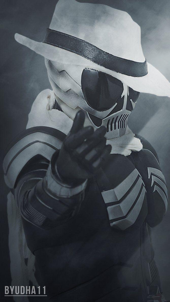 Kamen Rider Skull Wallpaper by Byudha11