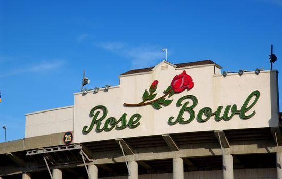 Pasadena Rose Bowl Stadium
