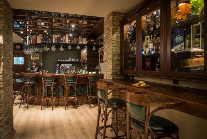 NIGHTJAR restaurant by Tectus Design, Heraklion – Greece
