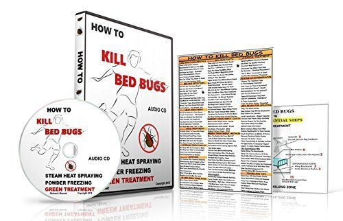 HOW TO KILL BED BUGS NATURALLY-AUDIO CD/CHEAT SHEETS KIT-STOP YOUR BED BUG BITES WITH DIATOMACEOUS EARTH BED BUGS POWDER-THIS NON-TOXIC BED BUGS KILLER METHOD SHOWS YOU HOW TO GET RID OF BED BUGS >>> Continue to the product at the image link.