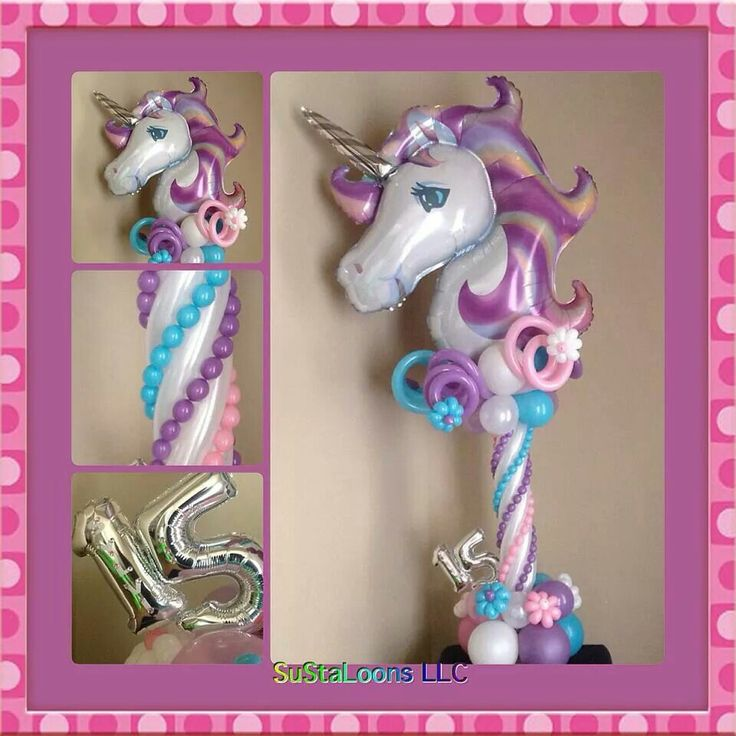1000+ Images About Unicorn Themed Party Ideas On Pinterest