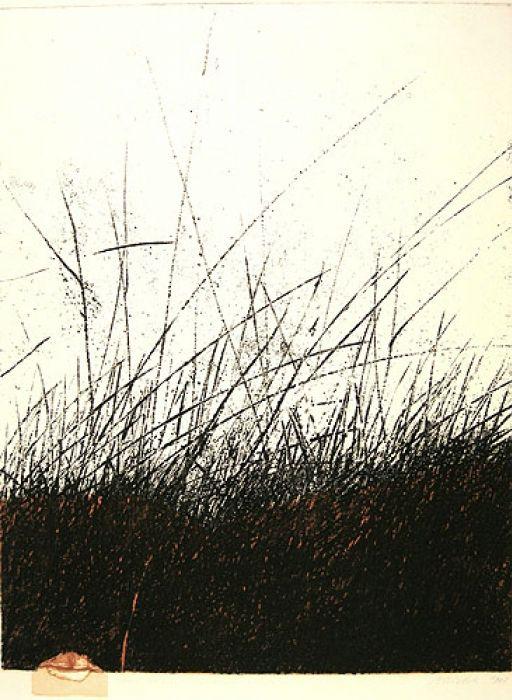 Andrzej PietschCzarno - czerwona - Jan Fejkiel Gallery - oficjalna strona krakowskiej galerii grafiki
