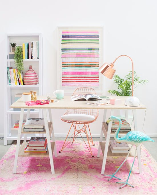 creative office decor. the best way to position your desk creative office decor
