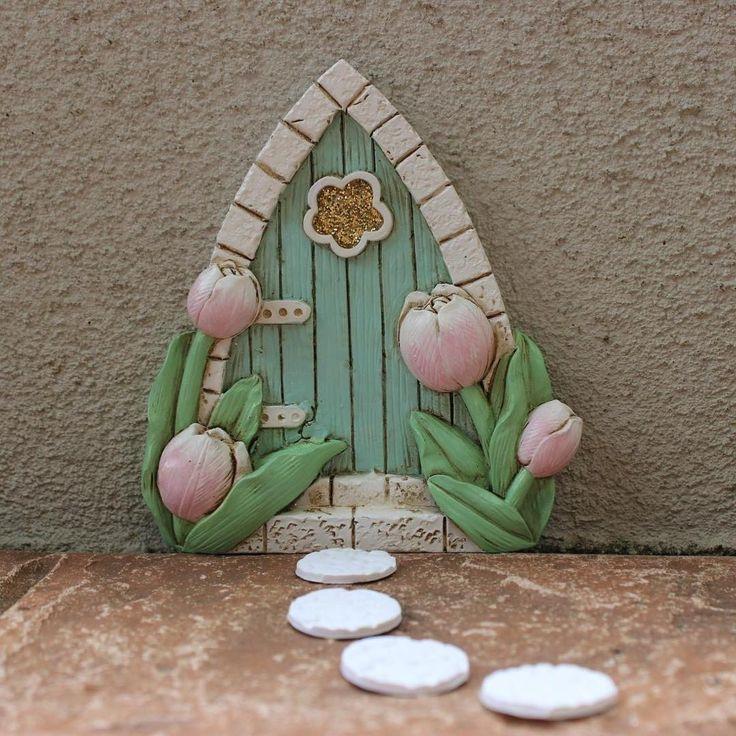 Aqua Garden Pixie Door.