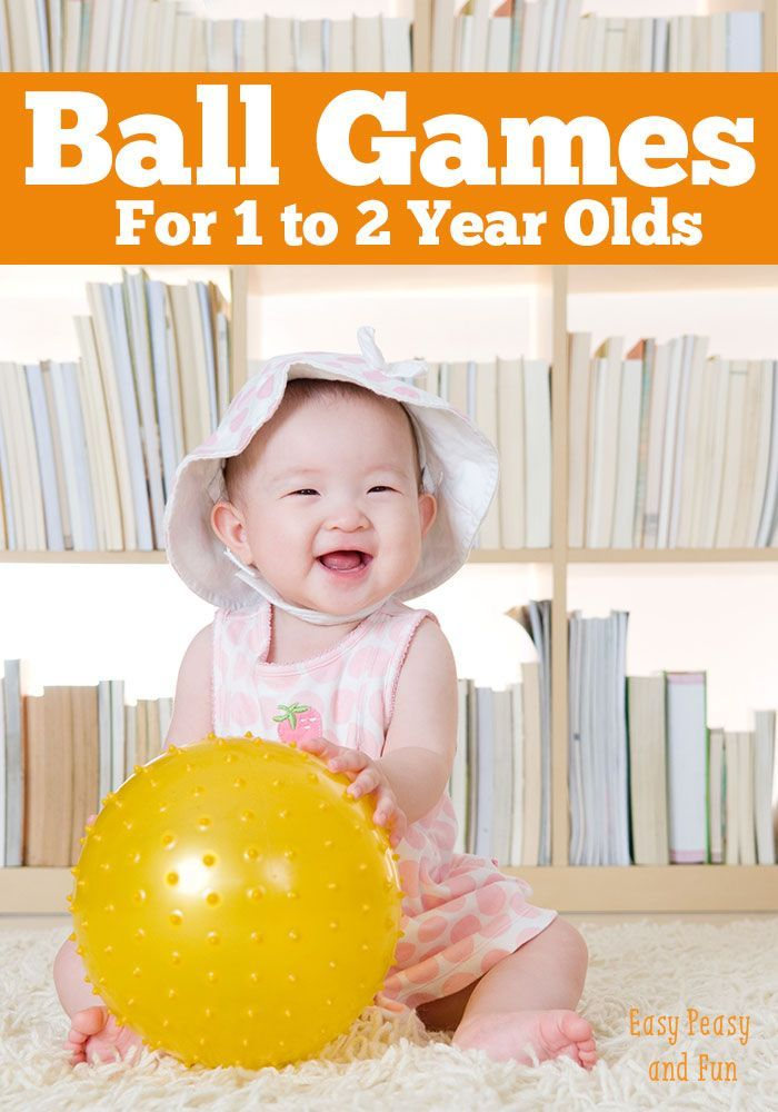 ball games for 1 2 year olds easy peasy gaming and ForGross Motor Activities For 1 Year Olds