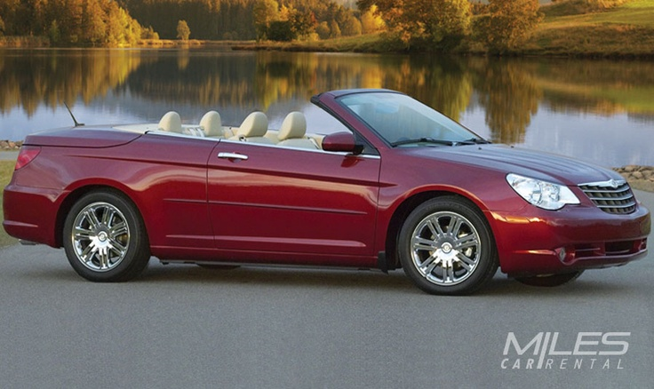 rent a convertible in Los Angeles at affordable prices with Miles Car Rental! Give us a call