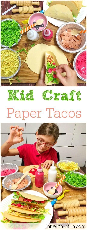 Paper Tacos -- so fun!