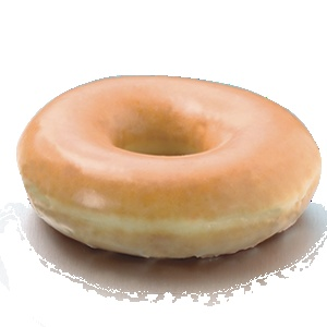 "Krispy Kreme Original Glaze... always and forever i will love ("",)"