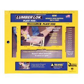 Shop Tri-Vise 12-in Steel Lumber Lok Vise at Lowes.com