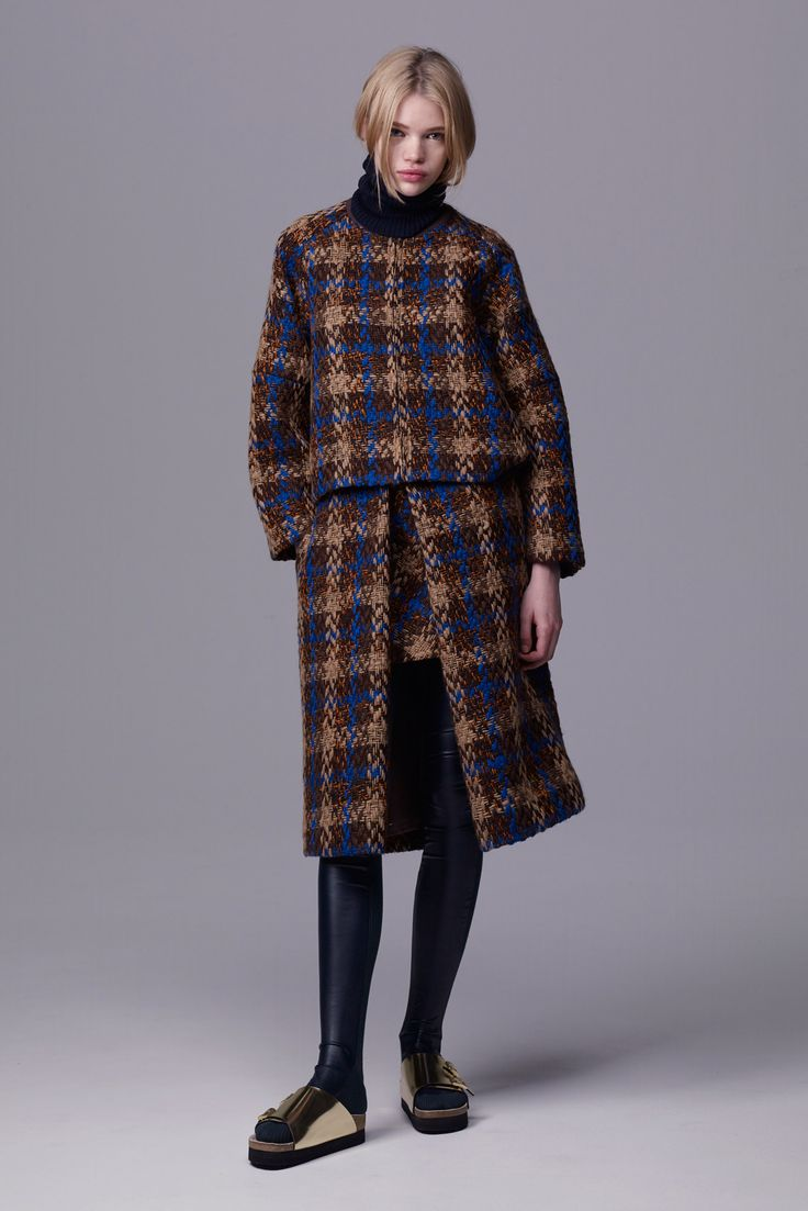 Sacai Luck Pre-Fall 2015 - Collection - Gallery - Style.com