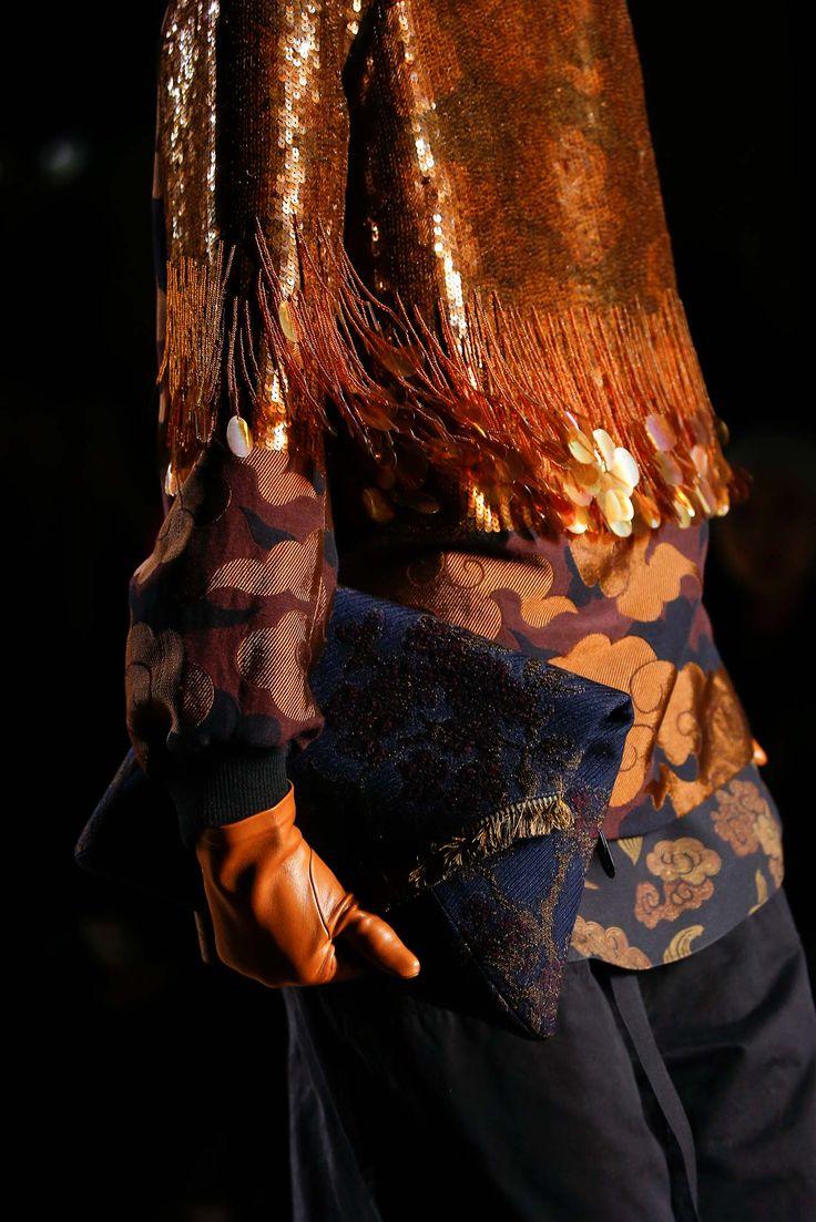 Dries Van Noten - Fall 2015 Ready-to-Wear