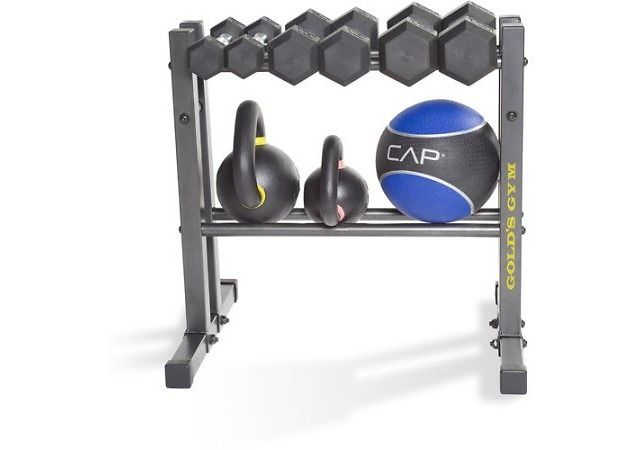 "Gold's Gym 24"" Utility Rack $26.65 (walmart.com)"