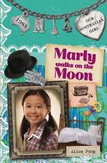 Book Cover:  Our Australian Girl: Marly walks on the Moon (Book 4)