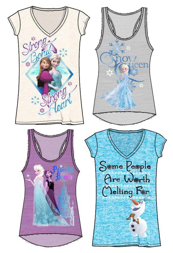 Frozen Merchandise at Disney Parks! #frozen #disneyworld #disneyland