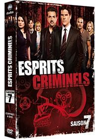ESPRIT CRIMINELS - SAISON 7 avec Joe Mantegna, le test en DVD : http://www.dvdfr.com/dvd/f62402-esprits-criminels-saison-7.html