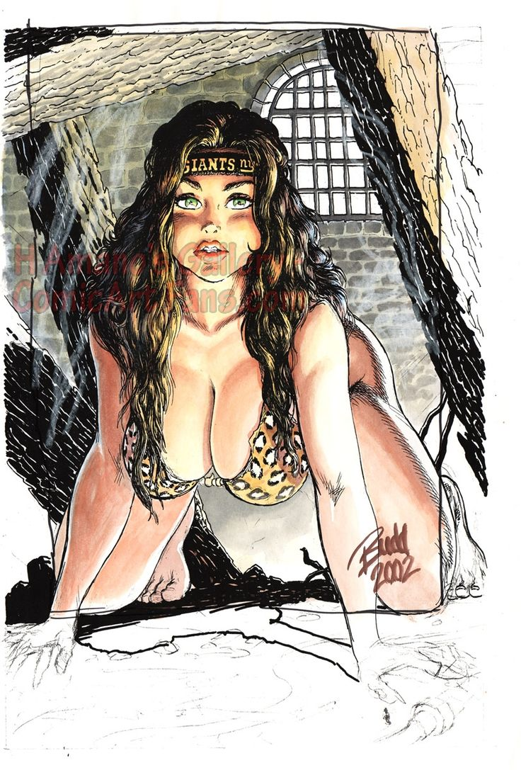 Budd Root Cavewoman In The August 2010 Indie Comic