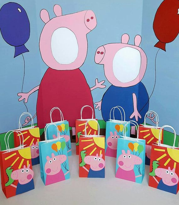 peppa pig cut out - Google Search