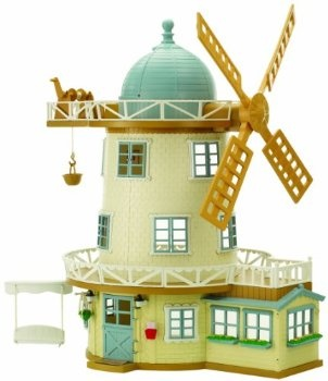 Sylvanian Families Field View Mill
