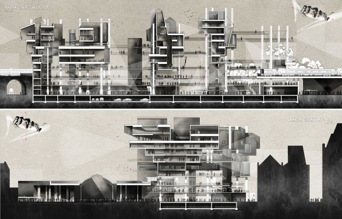 21 best arch drawing images on pinterest architecture for Paper for architectural drawings