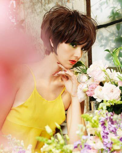 Tagli capelli corti e di media lunghezza P/E 2014: Foto - Di•Lei - Donne
