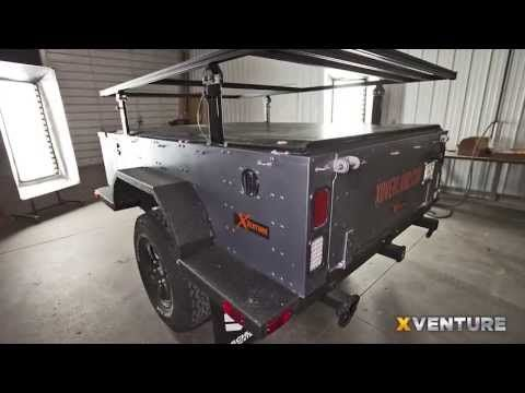 Xventure Off Road Trailer — The Man's Man