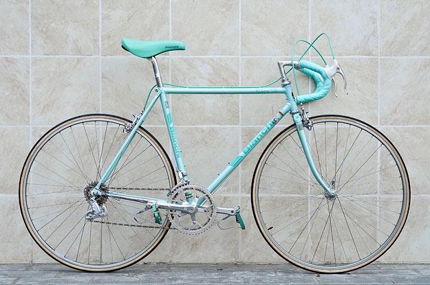 Bianchi #bikeporn