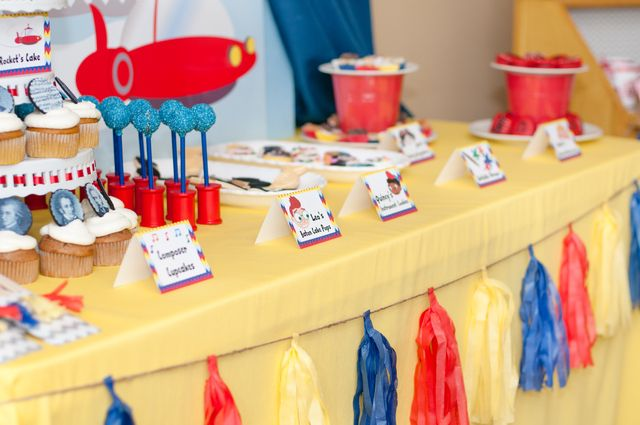 Disneys, Little Einsteins Birthday Party Ideas | Photo 2 of 35