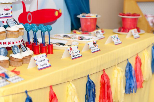 Disneys, Little Einsteins Birthday Party Ideas | Photo 2 of 35