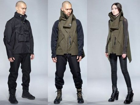 Acronym Brings Tech to Clothing