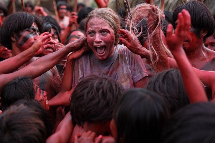 Is het regisseur Eli roth gelukt om met 'The Green Inferno' een moderne versie van de Italiaanse 'Cannibal Holocaust' te maken?