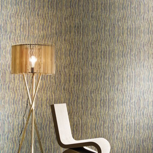Anitpodes Casamance Wallpaper (source Casamance) Fabric Wallpaper Australia / The Ivory Tower - fabric & wallpaper / www.fabricwallpaperaustralia.com.au