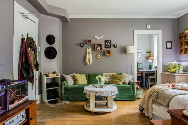 How To Thrive (Not Just Survive) in a Small Apartment | Apartment Therapy