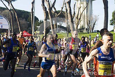 Rome-Ostia Half Marathon